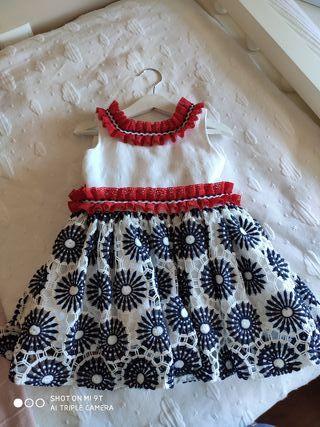 vestido La Martinica talla 4