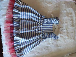 vestido Mon Petit Bonbon talla 4