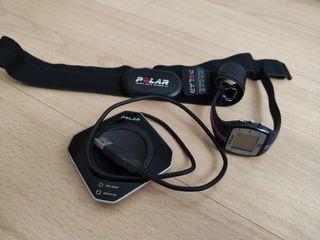 Reloj sportband Polar FT7 + Correa + transmisor
