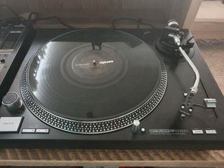 juego de platos tocadiscos Reloop rp 4000 mk2
