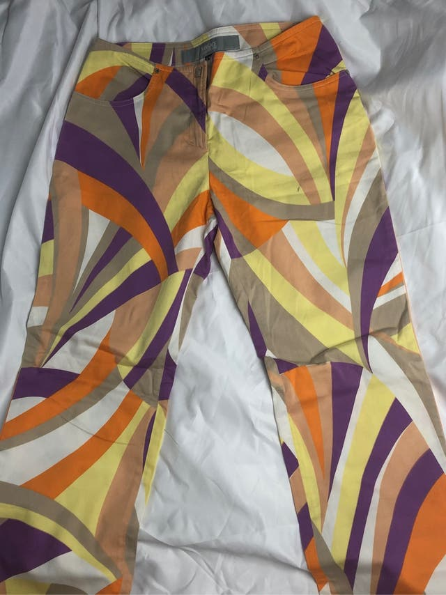 Versace jeans couture trousers