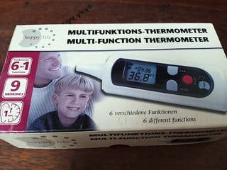 termometro multi funcion