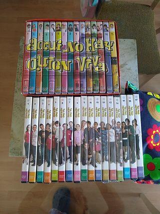 DVDs AQUÍ NO HAY QUIEN VIVA