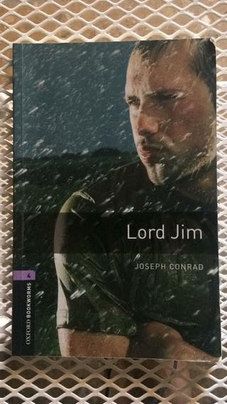 Libro de inglés Lord Jim (Oxford)