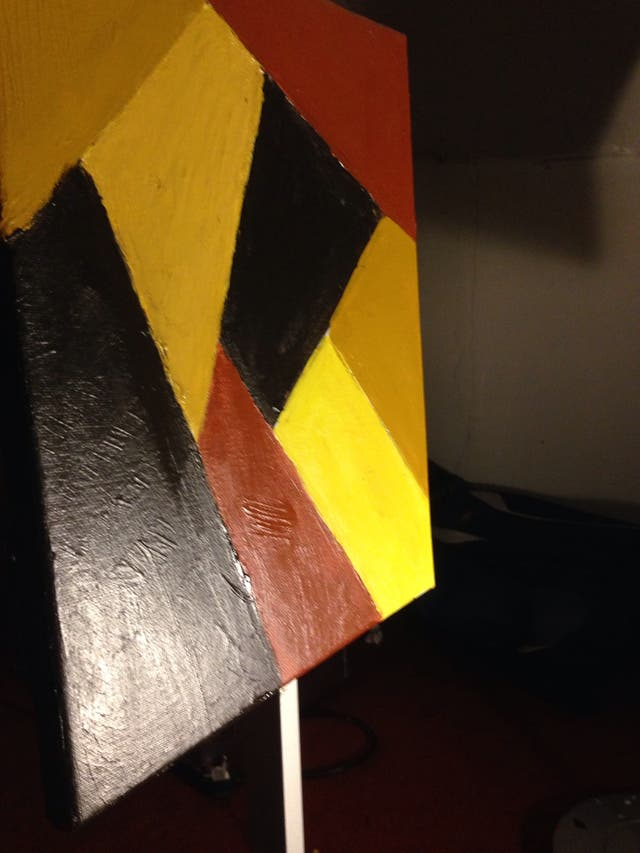 Homemade painting