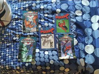 Lote de cómics Spiderman