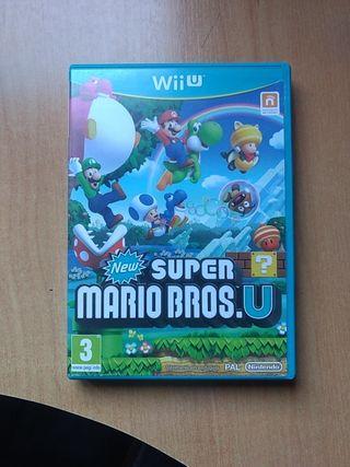 New Super Mario Bros U (WiiU)