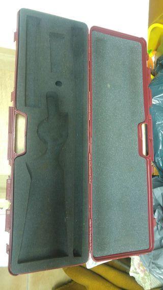 maletín para escopetas