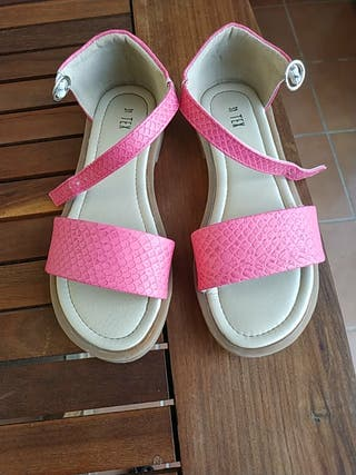 sandalias de niña talla 31