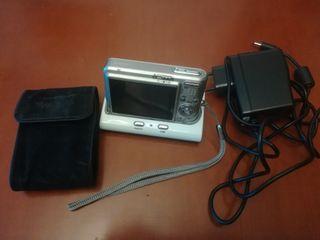 cámara de fotos y video
