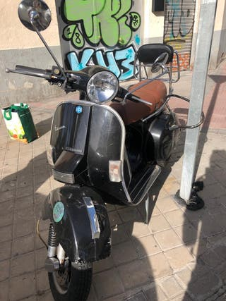 Vespa lml 125 delux manual 2010