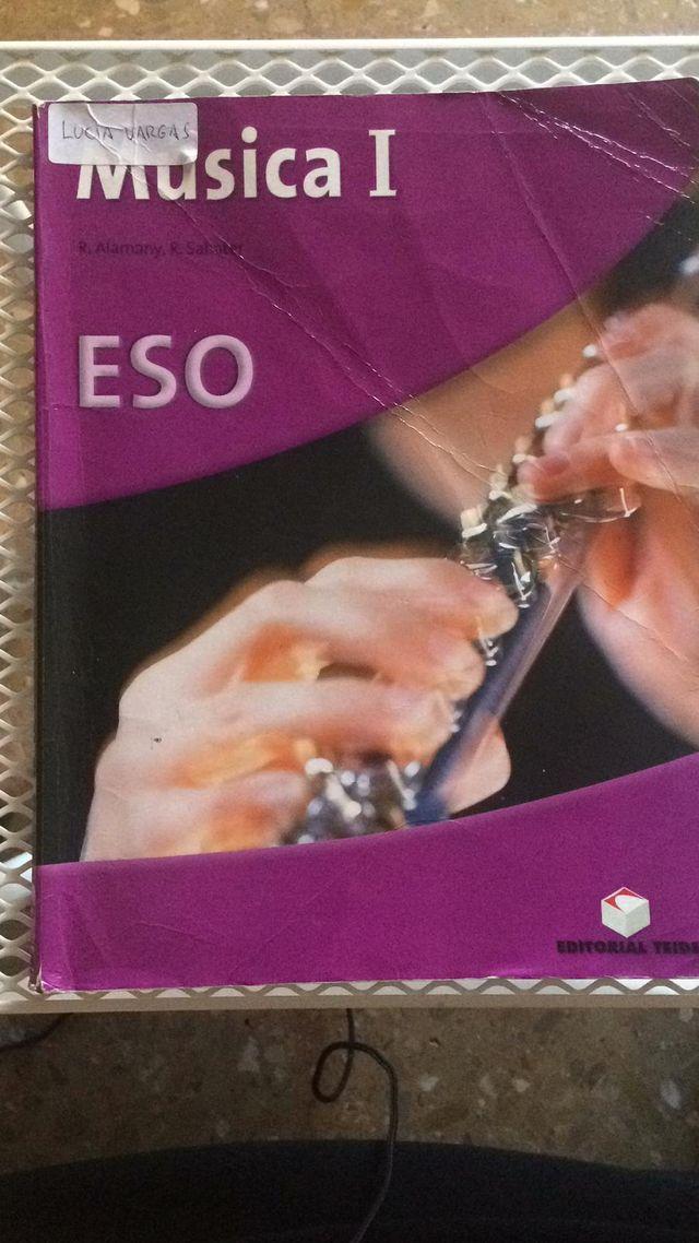 Libro de Música I Eso (Editorial Teide)