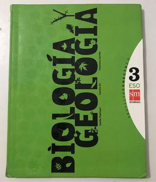 Libro BIOLOGÍA Y GEOLOGÍA 3 ESO
