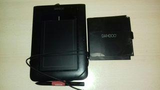 Tableta gráfica Bamboo pen Wacom