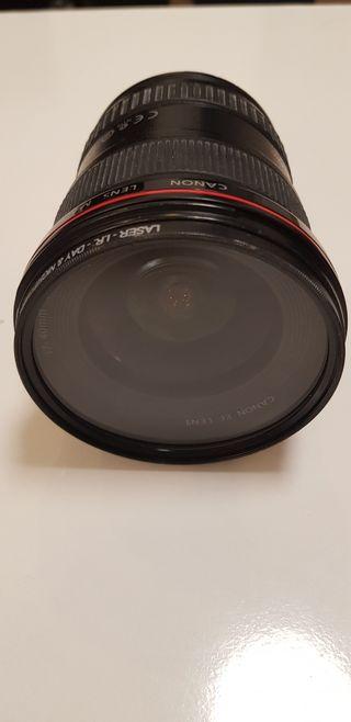 Oportunidad objetivo Canon EF 17-40mm