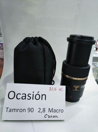 Macro Tamron 90mm 2:8