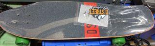 Skate longboard DSTREET 29cm nuevo