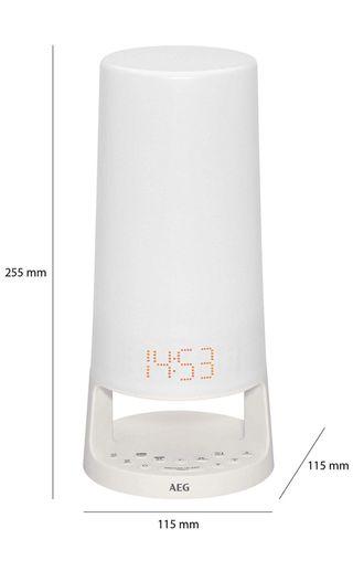 Lámpara despertador