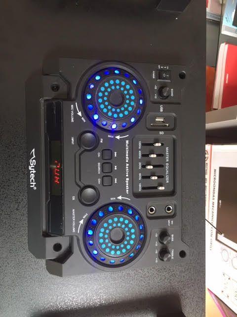 Altavoz Bluetooth 750W