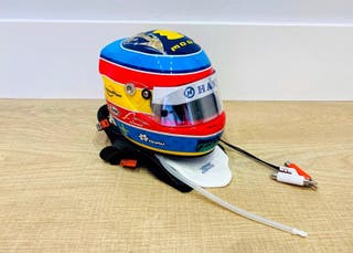 Vendo casco 1:2 fernando alonso 2004