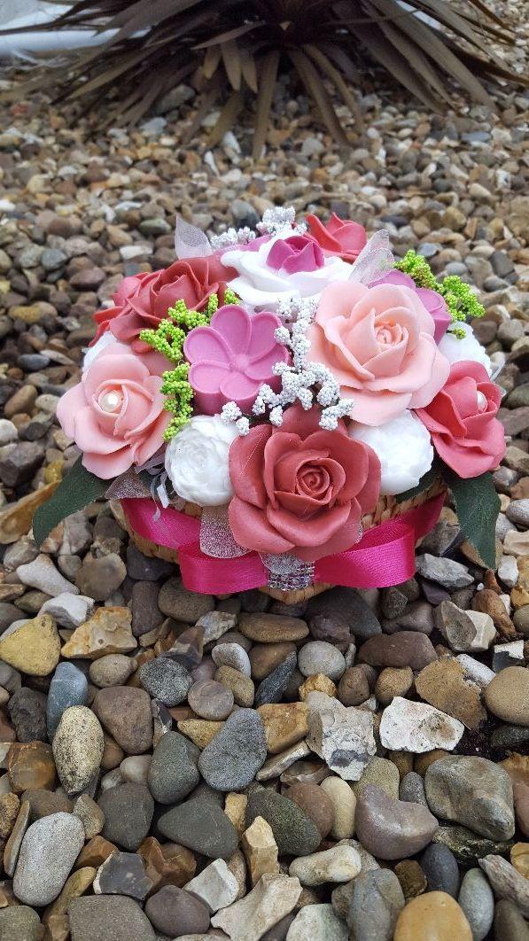 soap bouquet £15 - £25