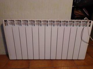 Mueble, radiador