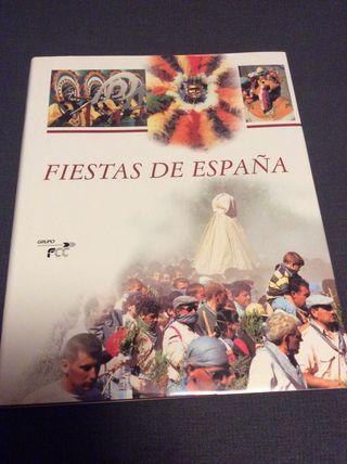 Fiestas de España GRANDE calidad EXTRA