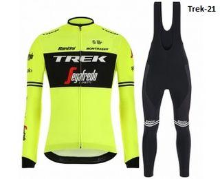 EQuipación ciclismo térmica Trek-21 t. L