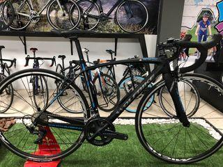 Bicicleta de carretera Wolf Bike carbono talla S