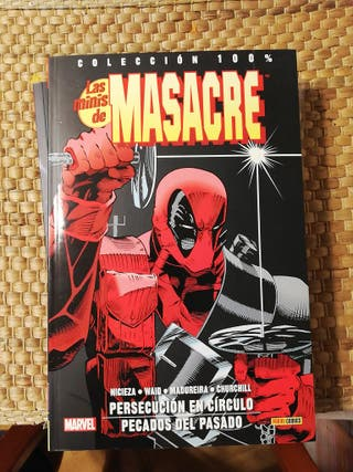 Comics Marvel Masacre (Deadpool)