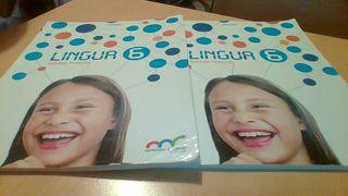 libros de lingua de sexto de primaria