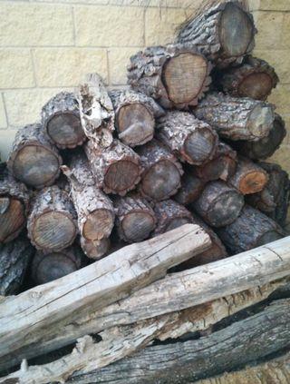 madera leña