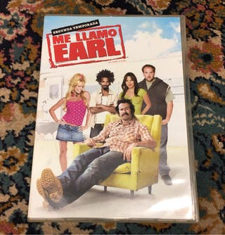 Serie dvd ME LLAMO EARL 2 temporada