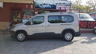 7 PLAZAS LARGA Peugeot Rifter HDI 130 AÑO 2019