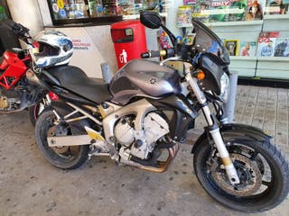 yamaha fz6 muchos extras street figther 600