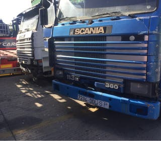 Scania..113..112 113..360..112..360 1991