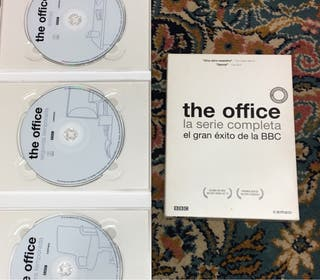 Serie completa dvd THE OFFICE uk