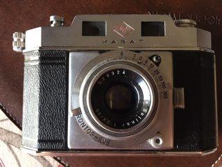Camara fotográfica Agfa Karat IV 35mm.