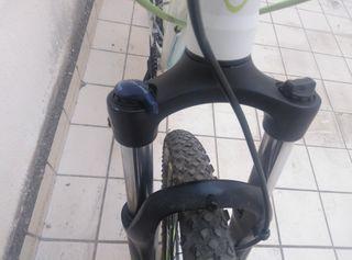 "bicicleta unisex de 27'5"""