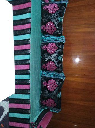 sofa estilo marroquí