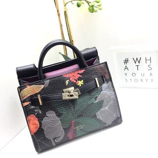 Fiorelli Iris Floral Handbag - Harlow Collection