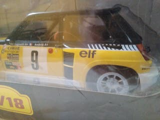 Renault 5 turbo 1981 j .Ragnotti