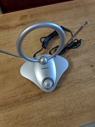 Antena . amplificador