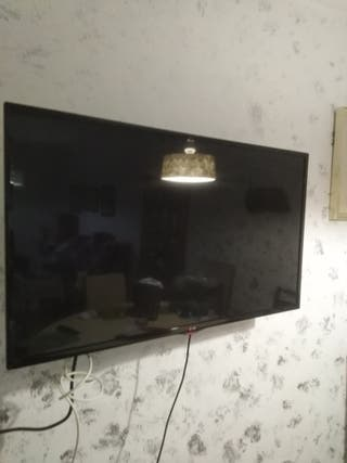 televisión LG LED smart TV 47