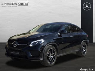 MERCEDES-BENZ Clase GLE Coupe GLE 350 d 4Matic AMG Line (EURO 6d-TEMP)