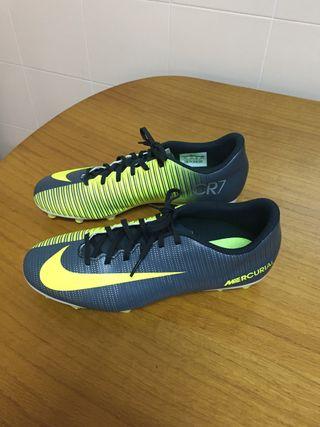 Botas de fútbol Nike CR7 MERCURIAL. Nuevas