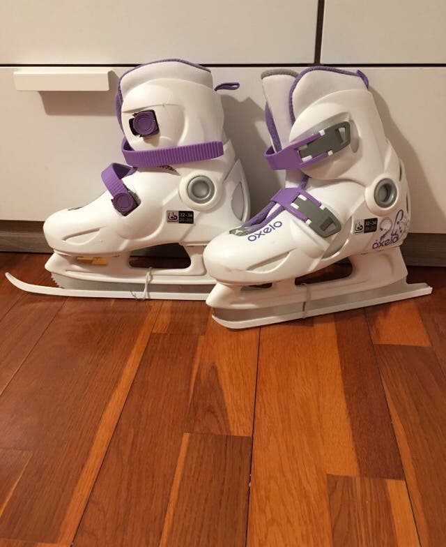Patines sobre hielo talla 32-34