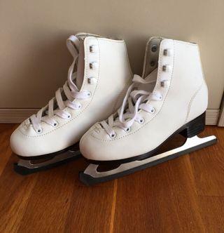 Patines sobre hielo talla 31-32