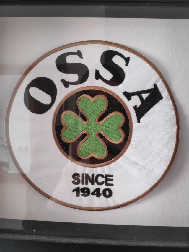 Cuadro OSSA ( parcehe de tela)