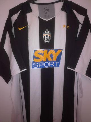 NIKE Juventus 2004-2005 SKY SPORT